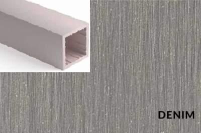 Lamele Duro Denim -40x40mm