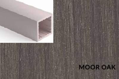 Lamele Duro Moor Oak -40x40mm